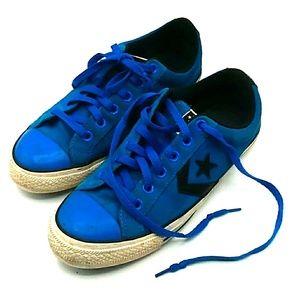 Converse Kenny Anderson Colorway Blue Suede Sneak